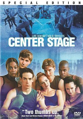 Center stage Book cover