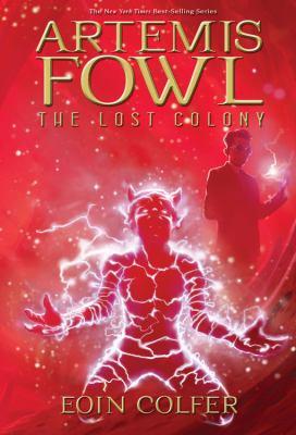 The lost colony Book cover