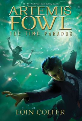 The time paradox Book cover