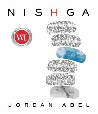 Nishga Book cover