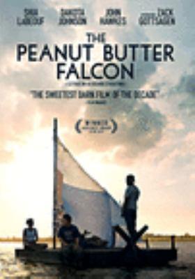 The peanut butter falcon Book cover