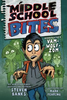 Middle school bites Book cover