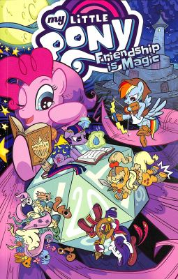 My little pony : friendship is magic 18 Book cover