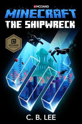 Minecraft : the shipwreck Book cover