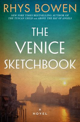 The Venice sketchbook : a novel Book cover