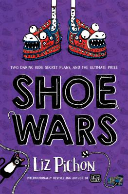 Shoe wars Book cover