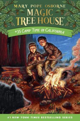 Camp time in California Book cover