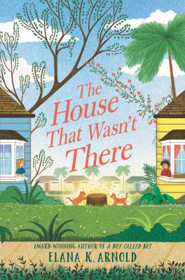 The house that wasn't there Book cover
