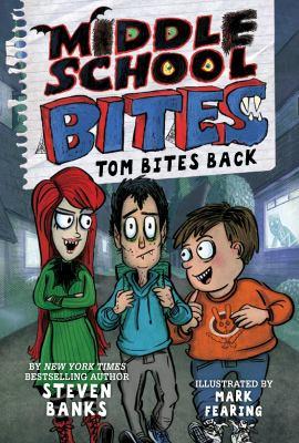 Tom bites back Book cover