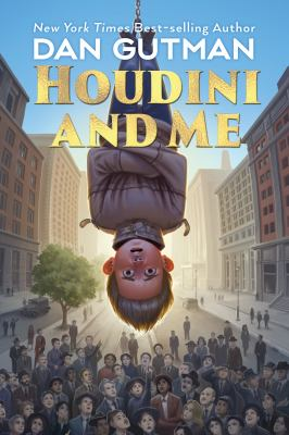 Houdini and me Book cover