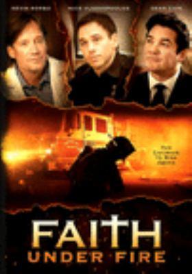 Faith under fire Book cover