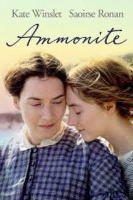 Ammonite Book cover