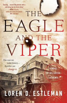 The Eagle and the Viper. Book cover