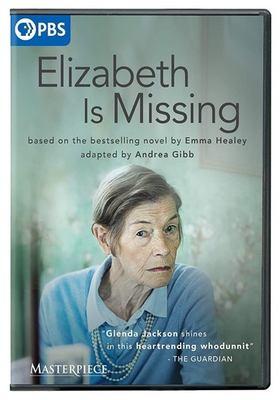 Elizabeth is missing Book cover