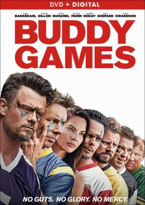 Buddy games Book cover