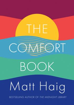 The book of comfort Book cover