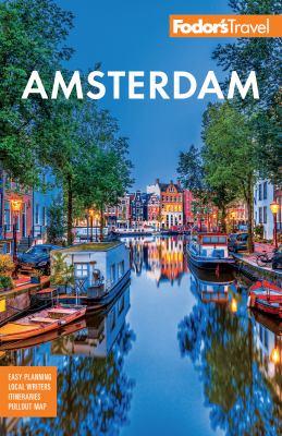 Fodor's Amsterdam Book cover