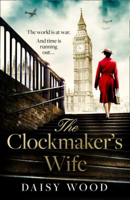 The clockmaker's wife Book cover