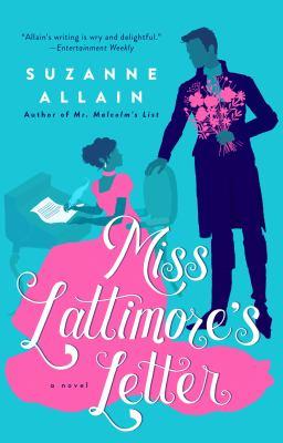 Miss Lattimore's letter : a novel Book cover