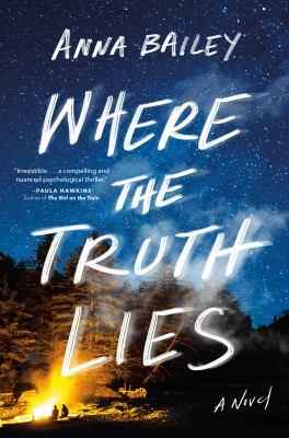 Where the truth lies : a novel Book cover