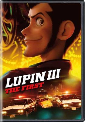 Lupin III the first Book cover
