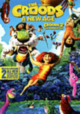 The Croods a new age Book cover