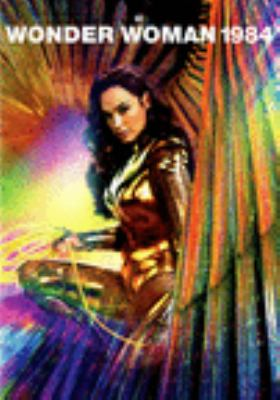 Wonder Woman 1984 Book cover