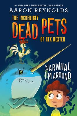 Narwhal I'm around. 2 Book cover