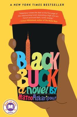 Black buck : a novel Book cover