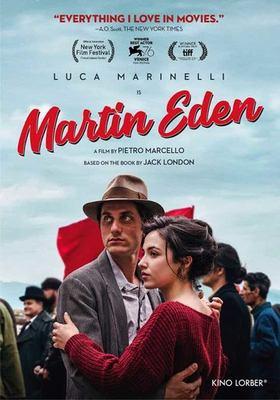 Martin Eden Book cover