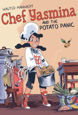 Chef Yasmina and the potato panic Book cover