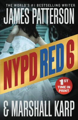 NYPD Red. 6 Book cover