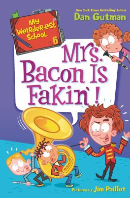 Mrs. Bacon is fakin'! Book cover