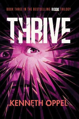 Thrive. 3 Book cover