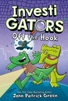 InvestiGators. Off the hook Book cover