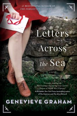 Letters across the sea Book cover