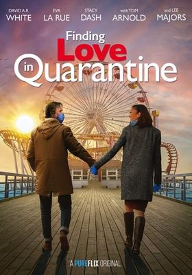 Finding love in quarantine Book cover