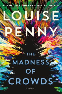 The madness of crowds : a novel Book cover