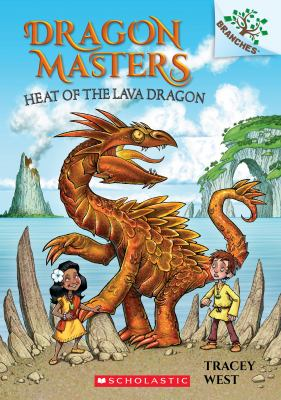 Heat of the Lava Dragon Book cover