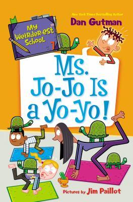 Ms. Jo-Jo is a yo-yo! Book cover