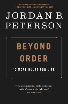 Beyond order : 12 more rules for life Book cover