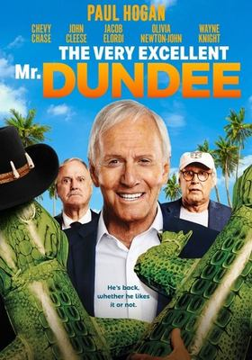 The very excellent Mr. Dundee Book cover
