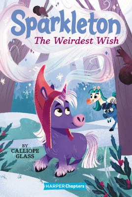 The weirdest wish Book cover
