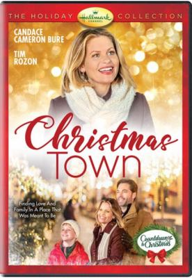 Christmas town Book cover