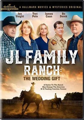 JL Family Ranch the wedding gift Book cover