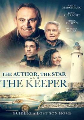 The author, the star and the keeper Book cover