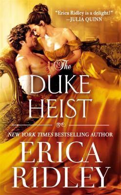 The duke heist Book cover