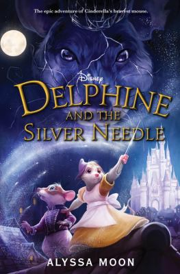 Delphine and the silver needle Book cover