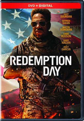 Redemption day Book cover