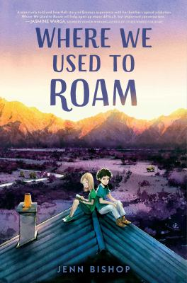 Where we used to roam Book cover